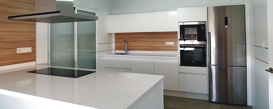 Módulo / Mueble de cocina bajo fregador 1 puerta | Cocinas Murcia